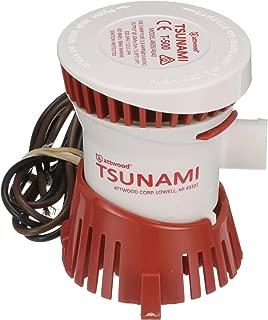 Attwood Corporation 4606-7 Bilge Pump 500Gph Tsunami