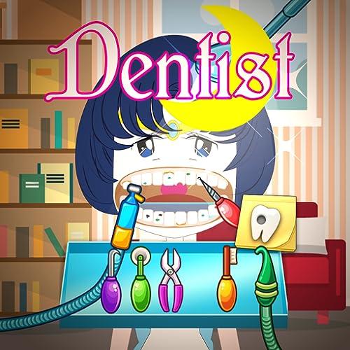 Moon princess doll Dentist game free