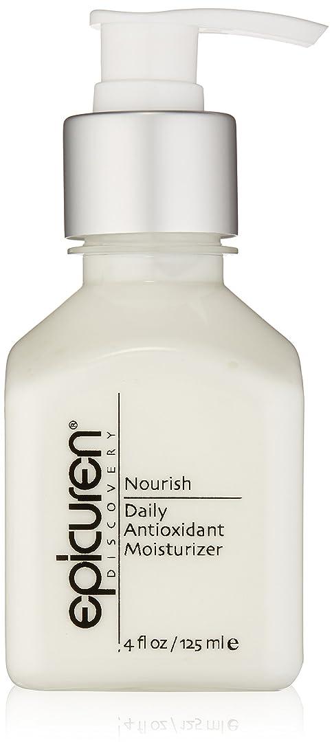整然とした波コンデンサーEpicuren Nourish Daily Antioxidant Moisturizer - For Combination & Sensitive Skin Types 125ml/4oz並行輸入品