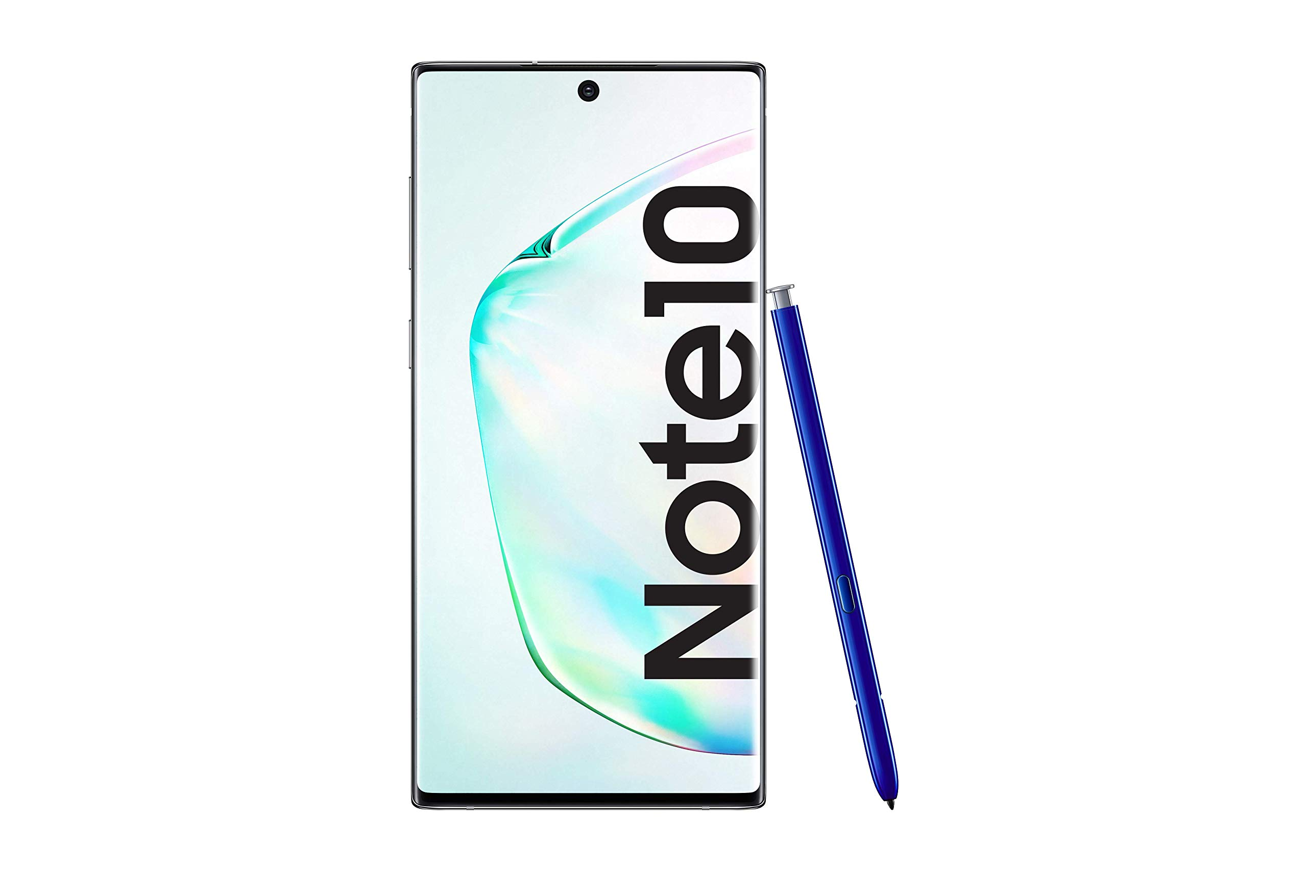 Samsung Galaxy Note10, Smartphone (Dual SIM, 8GB RAM, 256GB ...