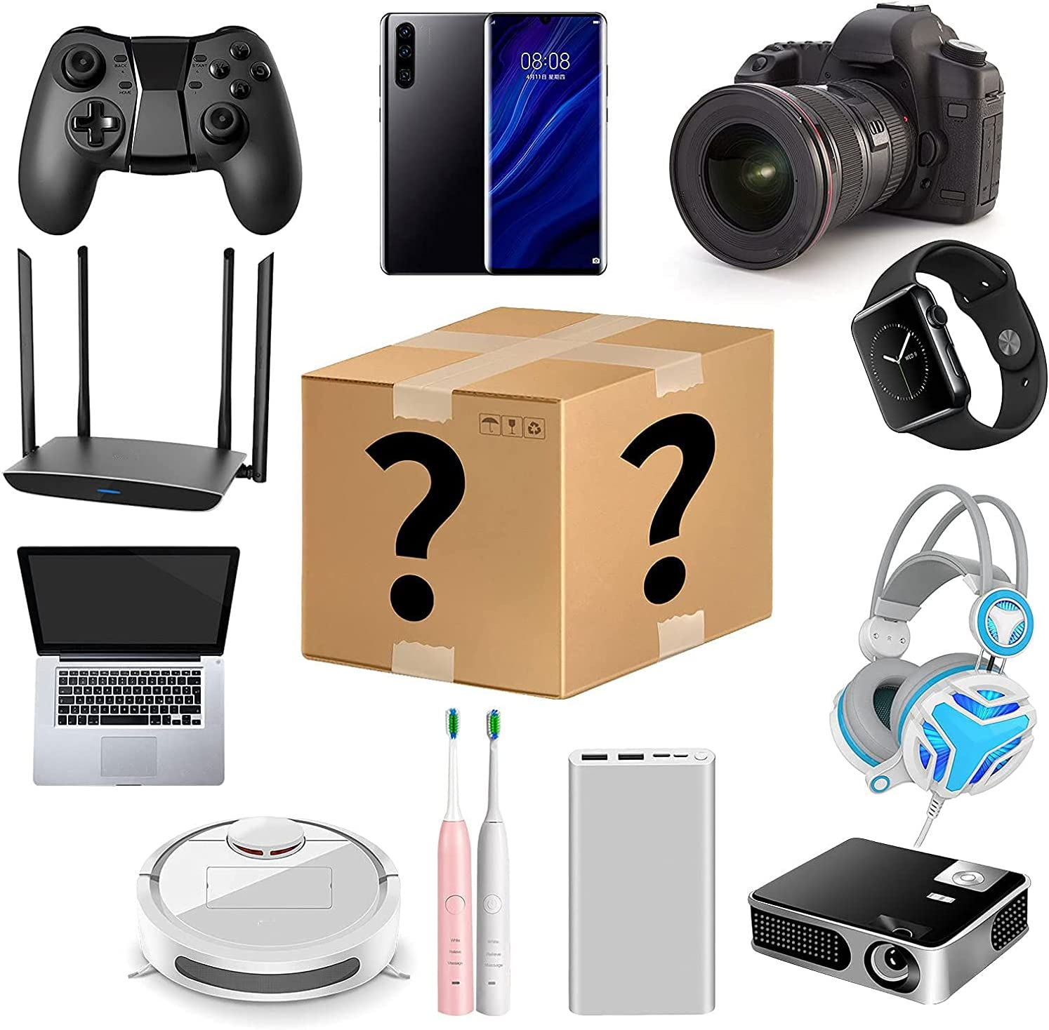 Luckys Max 59% OFF Boxs Boxses Mysterious Random Trust There A Products is
