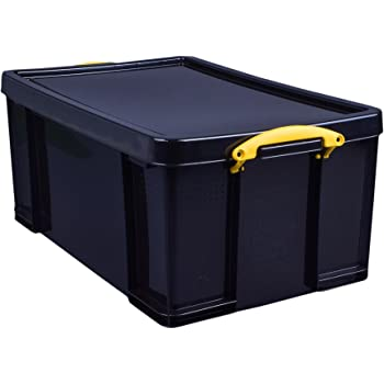 Caja de almacenaje SIK Kis 8454000 0432 01 40 L pl/ástico Color Blanco Transparente