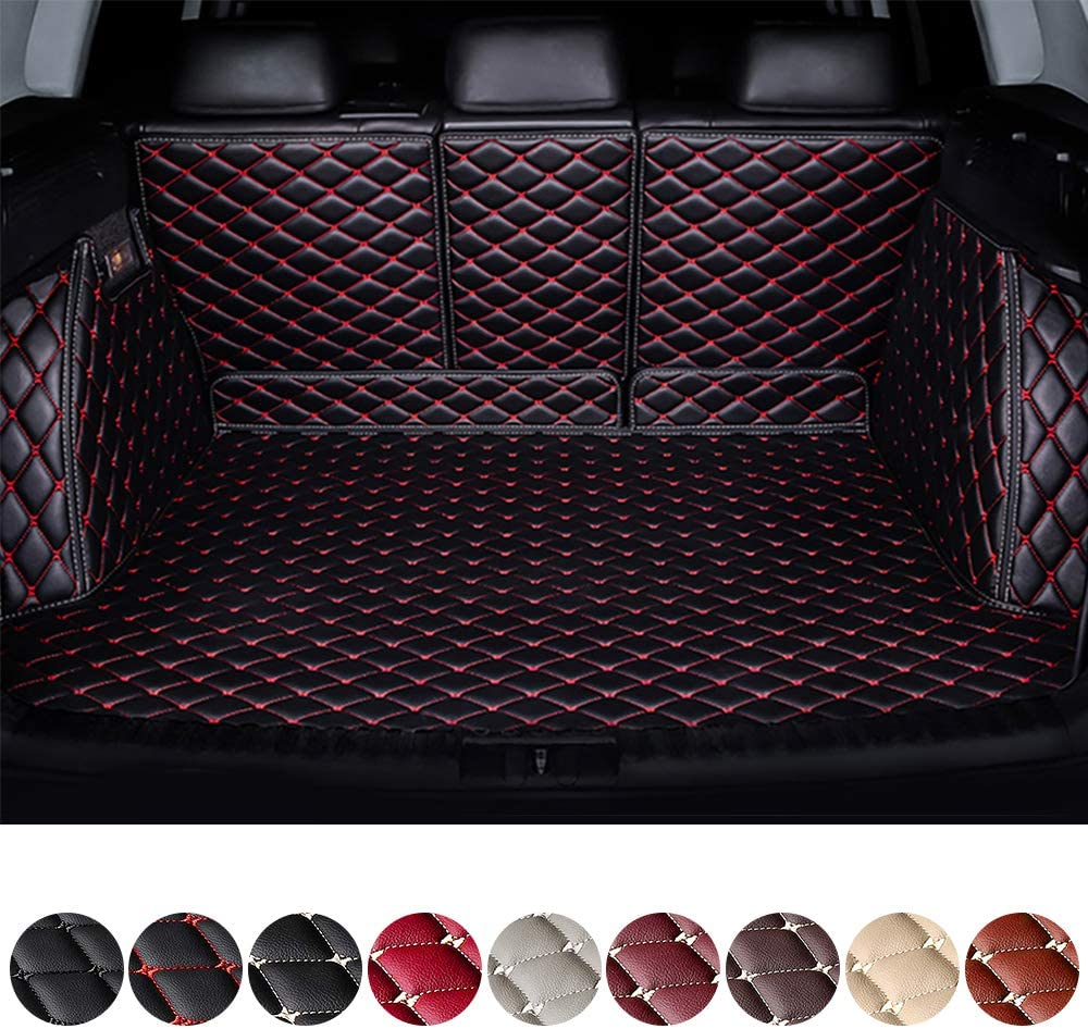 Customized Trunk Mat Floor Dedication for 95% Coverage Wea It is very popular All Full Car