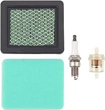 HRR216 Parts 17211-Z8B-901 Air Filter Spark Plug compatible with Honda HRB216 HRB217 HRC216 HRS216 HRT216 HRX217 HRZ216 La...