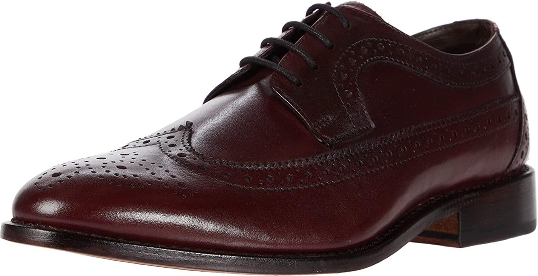 Anthony Veer Men's Regan Wingtip 新作送料無料 Shoes ●日本正規品● Grain Full Leather Oxford