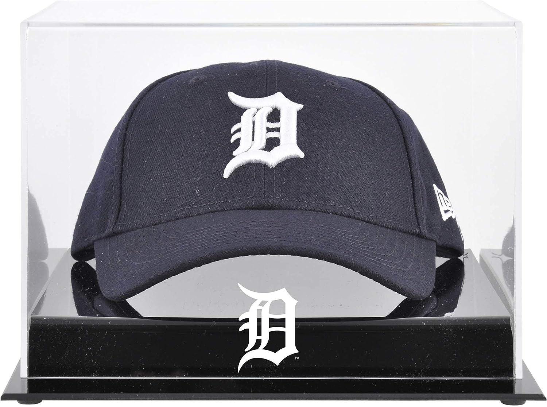 Detroit Tigers Acrylic Cap Logo Max 66% OFF Display Hat Baseball Popular popular - Case Free