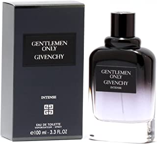 Givenchy Gentlemen Only Intense Eau de Toilette Spray for Men, 3.3 Ounce