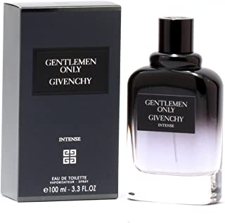 Givenchy Gentlemen Only Intense Eau de Toilette Spray for Men, 3.3 Ounce