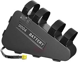 Unit Pack Power (US Warehouse) Triangle Ebike Battery – 48V/52V 20Ah Electric Bike..