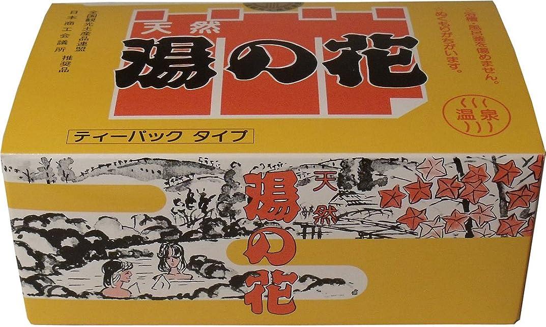 演劇仮説未来天然湯の花 徳用箱入 HT20(ティーパックタイプ) 15g×20包入【4個セット】