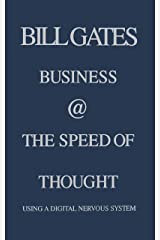 Business @ the Speed of Thought: Succeeding in the Digital Economy (English Edition) Format Kindle