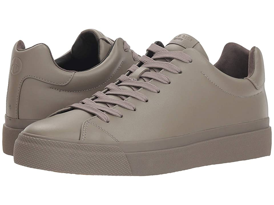 rag & bone RB1 Low Top Sneakers (Grey Moss) Men
