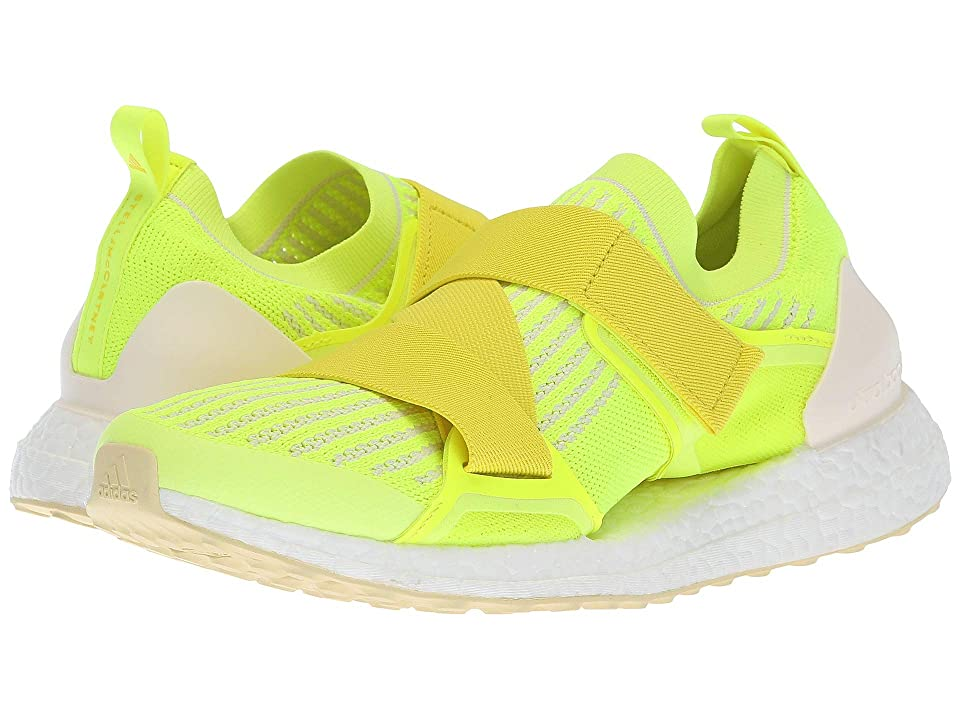 adidas by Stella McCartney Ultraboost X (Solar Yellow/Bright Yellow/Mist Sun) Women