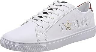 Tommy Hilfiger Tommy Star Metallic Sneaker, Sneakers Basses Femme