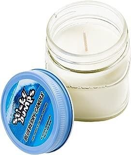 Sticky Bumps 7 Ounce Glass Candles (Original Blueberry)