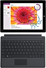 Microsoft Surface 3 10.8in Touchscreen 4 GB Memory 128 GB SSD WiFi + 4G LTE Tablet Bundle GL4-00009 (Tablet + Type Cover) ...