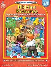 Hidden Pictures, Grades 1 - 3: Explore Hidden Treasures in God's Word (Fun Faith-Builders)