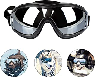 138897ce52 PEDOMUS Perros Gafas netive Gafas de Sol para Mascotas Resistente al Agua  Resistente al Viento Ojo