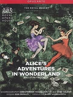 Best alice in wonderland ballet royal opera house Reviews