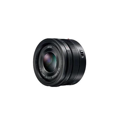 Panasonic 15 mm/F 1,7 LEICA DG SUMMILUX ASPH (H-X015) Objectifs