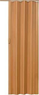 TecTake Porte Extensible Accordéon 80 X 203 Cm Plastique PVC Porte Pliante    Diverses Couleurs Au