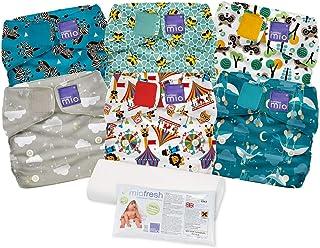 Bambino Mio, miosolo Cloth Nappy Set, Mixed
