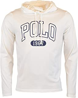Polo Ralph Lauren Men's Long Sleeve Graphic Jersey Hoodie