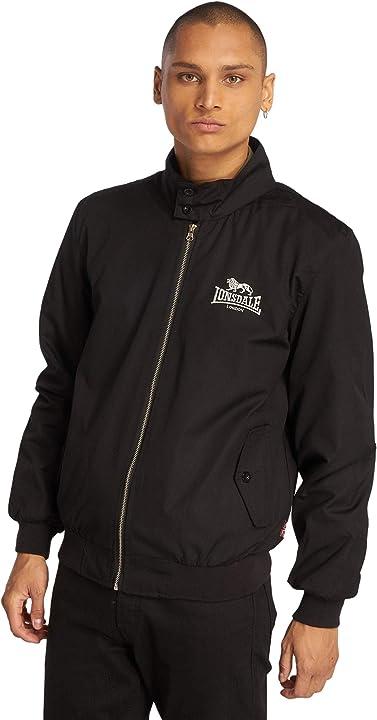 Giacca lonsdale london uomo giacche / giacca mezza stagione harrington - giubbotto primaverile londsdale 1105381000