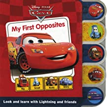 Disney Pixar Cars My First Opposites