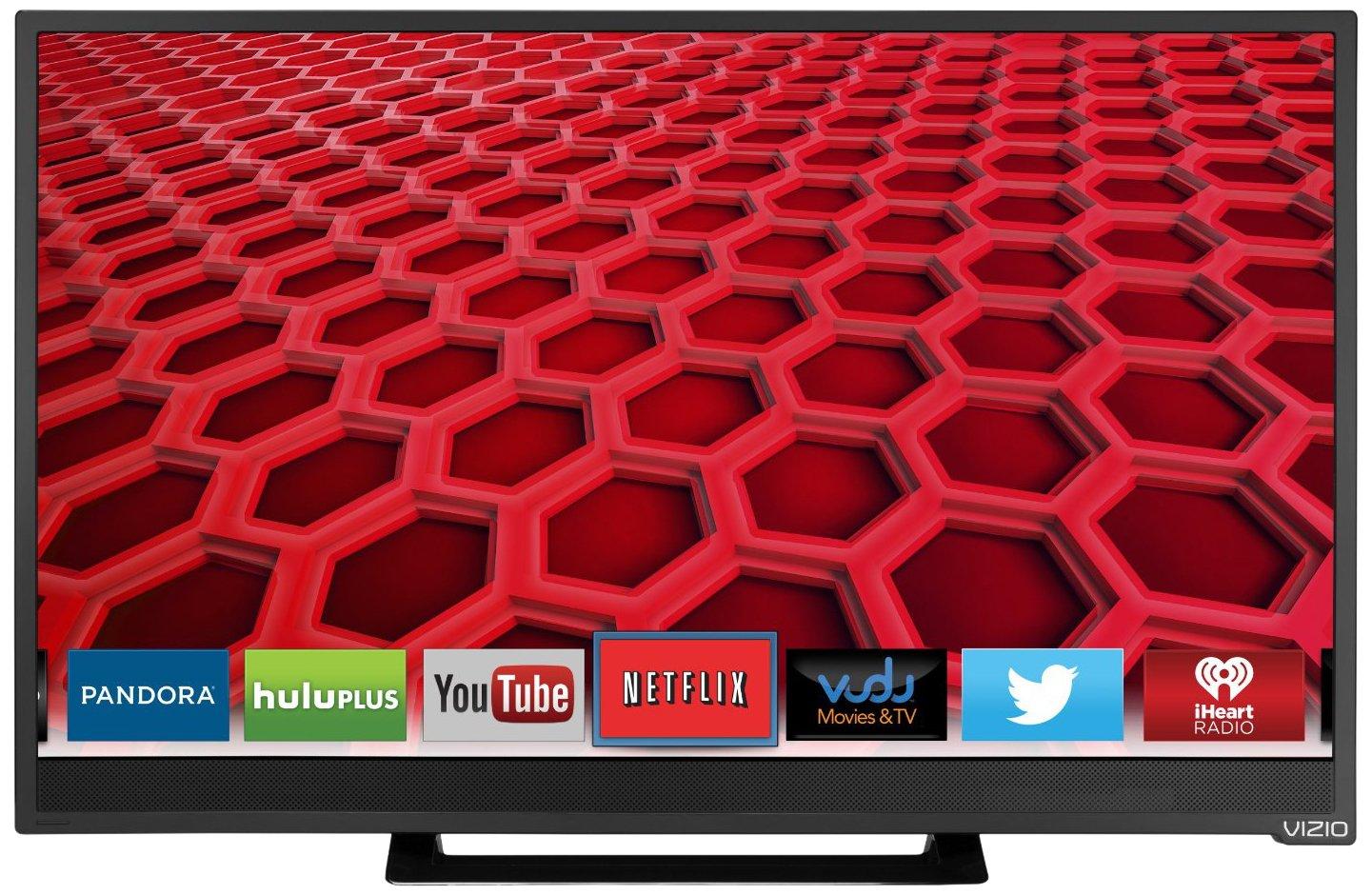 VIZIO E241I-B1 LED TV - Televisor (60,96 cm (24