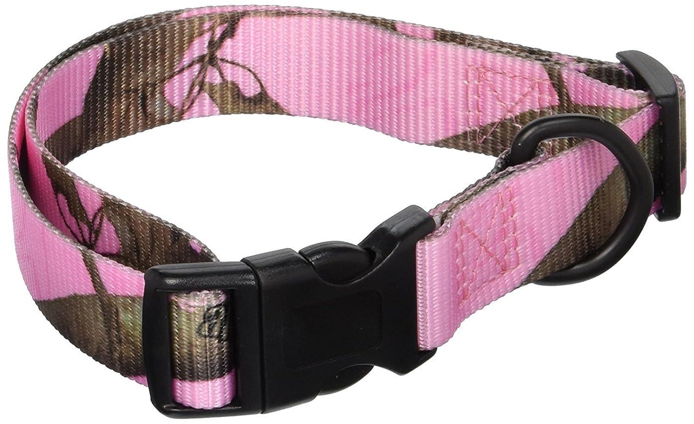 OmniPet Realtree APC Pink Camouflage Kwik Klip Dog Collar