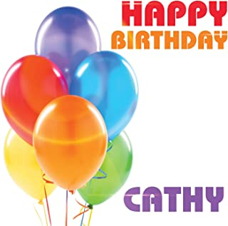 Best happy birthday cathy Reviews