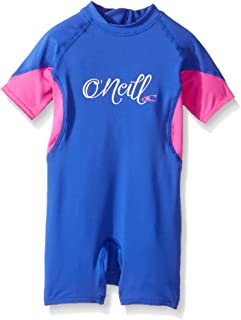 O'Neill Toddler O'Zone UPF 50+ Short Sleeve Spring Suit