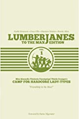 Lumberjanes To the Max, Vol. 1: Volume 1 Hardcover