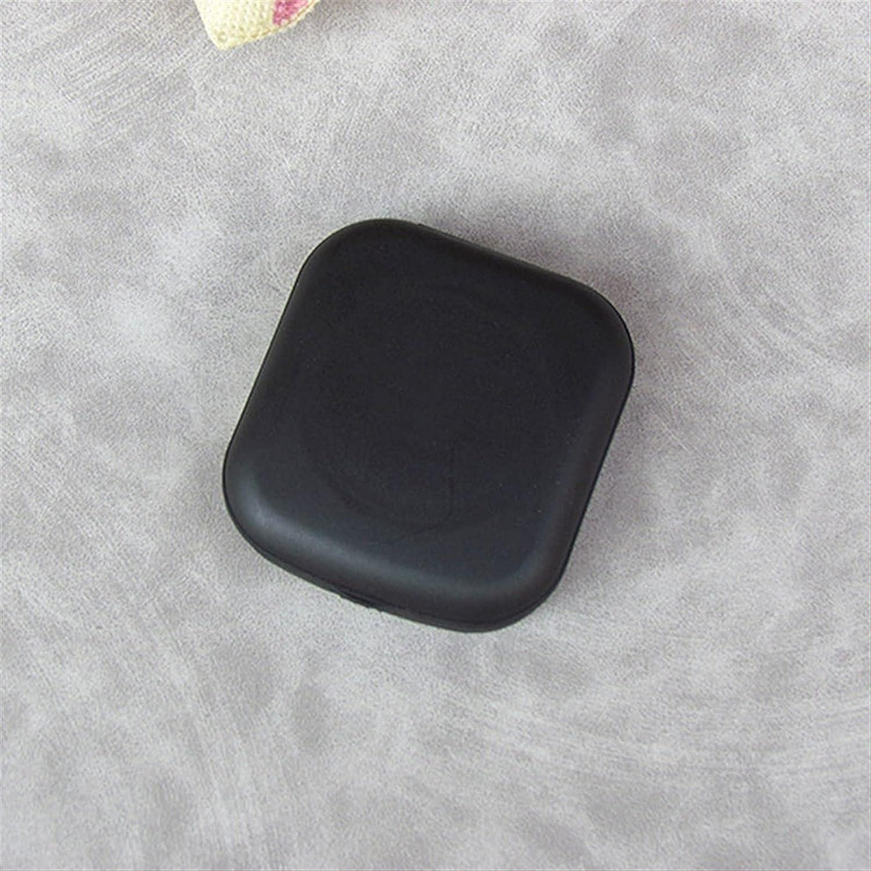 70% OFF Outlet LUBINGT Contact Lens Case Cartoon C Box Double Max 90% OFF Bear
