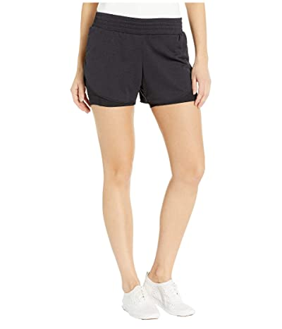 Brooks Rep 3 2-In-1 Shorts (Black) Women