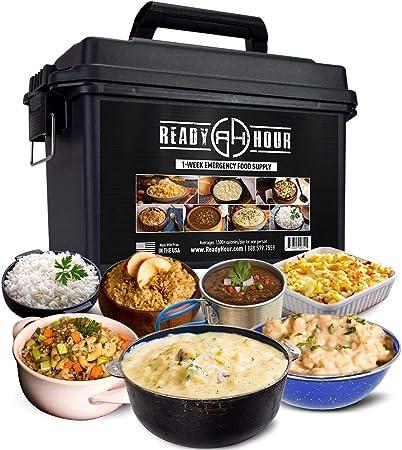 Ready Hour Emergency Food (Previously My Patriot Supply)