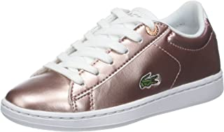 a9a72f5889f8 Amazon.fr : Lacoste - Rose / Chaussures fille / Chaussures ...