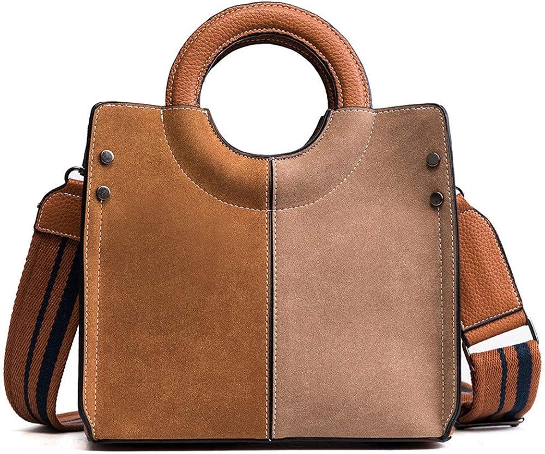 6111520f536a0 ZLULU Damen-Schultertaschen Damenhandtaschen Tasche Weibliche Tragbare  Diagonale Diagonale Diagonale Tragetasche Mattierte Umh auml ngetasche  B07KPSNDXL ...