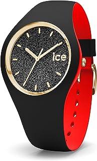 [アイスウォッチ]ICE-Watch 腕時計 レディース アイスルウルウ ICE loulou スモール ブラック/グリッター 007227 [並行輸入品]