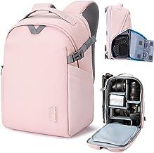 BAGSMART Camera Backpack, DSLR SLR Camera Bag Fits up to...