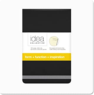 Oxford Idea Collective Top-Bound Mini Softcover Journal, 3-1/2