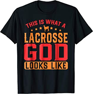Lacrosse Player T-shirt Funny Lax Team gift