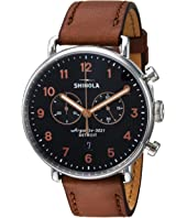 Shinola Detroit - The Canfield Chronograph 43mm - 20095229