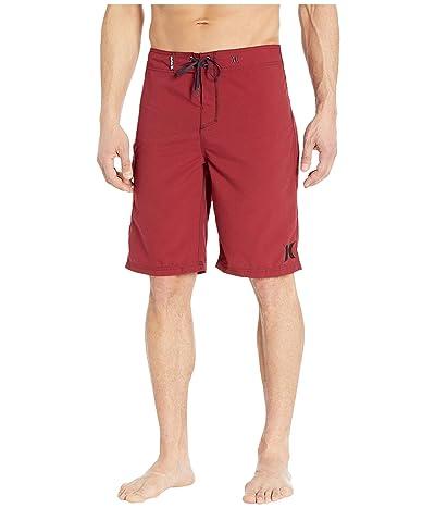 Hurley One Only Boardshort 22 (Team Red/Burgundy Ash) Men