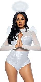 Leg Avenue Women's Heavenly Angel Costume