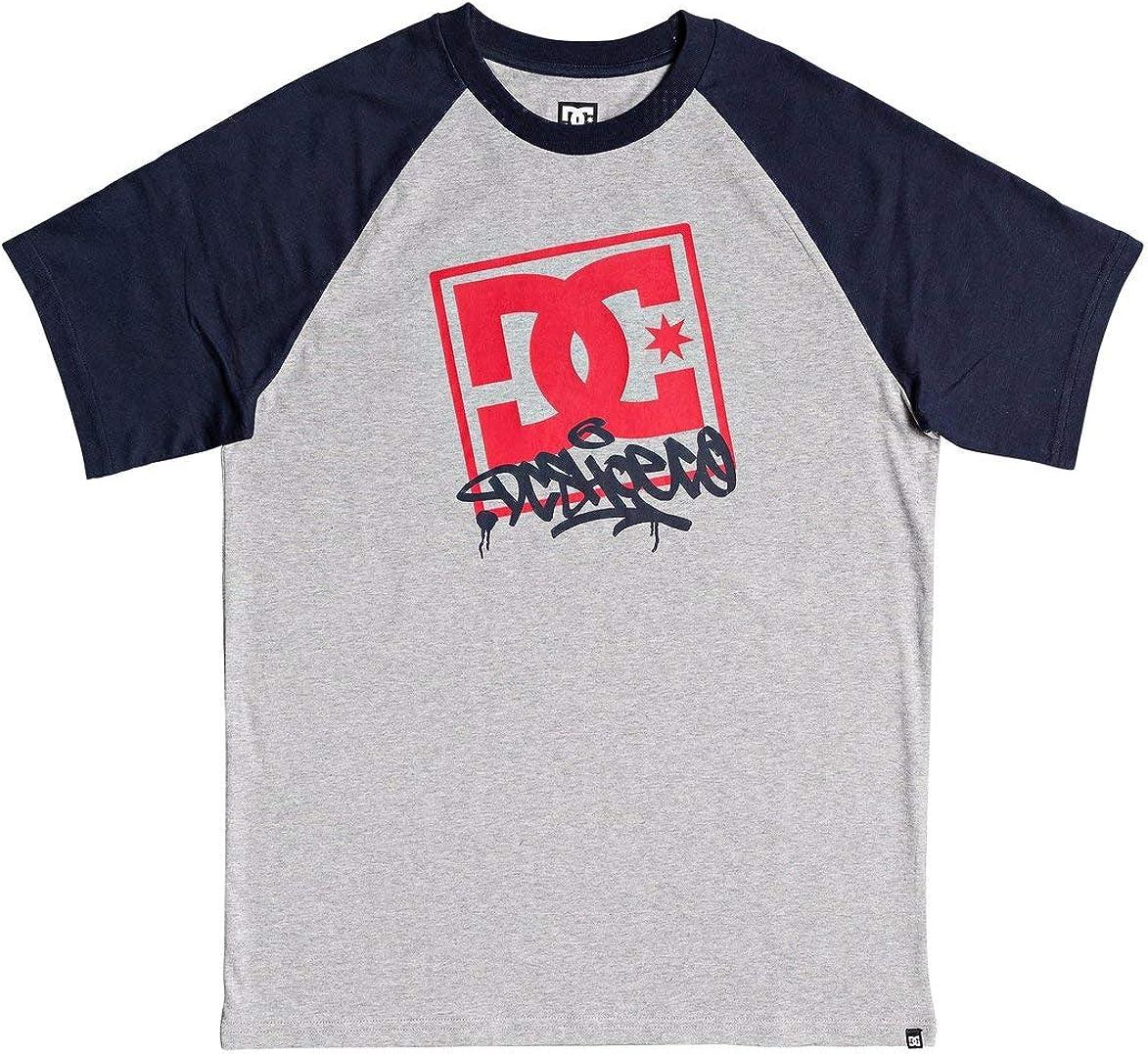 DC Shoes DC Vandalz - Camiseta para Hombre EDYZT04020: Amazon ...