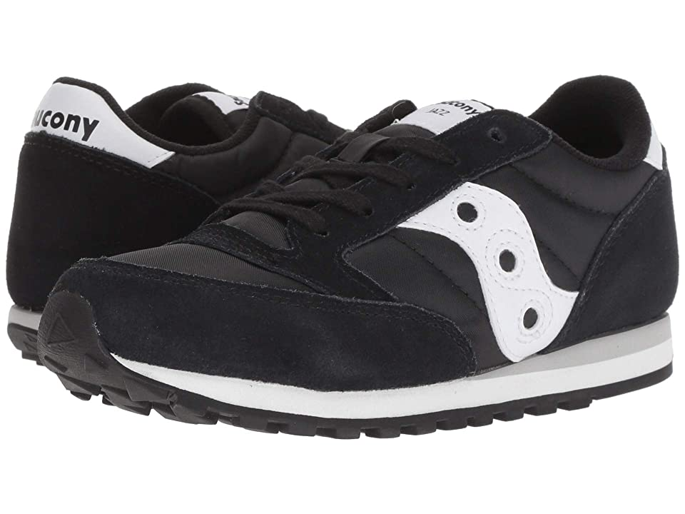 Saucony Kids Jazz Original (Little Kid) (Black) Boys Shoes