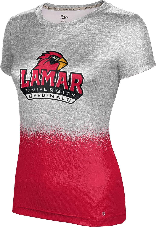 ProSphere Lamar University Girls' Performance T-Shirt (Spray Over)