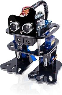 Arduino Nano DIY 4-DOF Robot Kit – Sloth Learning Kit